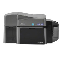 FARGO DTC1250E DUAL SIDE | ID CARD PRINTER DTC1250 E | DTC 1250