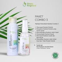 serum penumbuh rambut,rambut rontok,shampo pelurus rambut