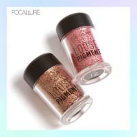 Focallure Loose Pigment Eyeshadow Shade 7 - 12