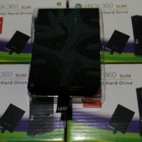 HARDISK INTERNAL XBOX 360 SLIM 250GB