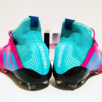 Best SEPATU BOLA Adidas Predator Boots 18 FG Sol Warna Import (Pink