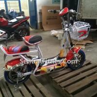 Harga sepeda listrik murah neptunus | Pembandingharga.com