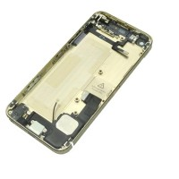 AGEN APPLE IPHONE 5G A1429/ A1428 GOLD BODY HOUSING REPLACEMENT WITH