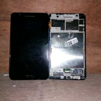 AGEN LCD ASUS FE 171 K01N - FRAME BLACK
