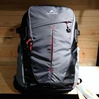 Tas Eiger Diario V 25 Bag Black Hitam 91000 0176 001 ORIGINAL