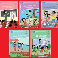 Paket Buku Tematik Kelas 5 SD/MI