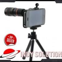 Lensa kamera Hp / Tablet - Mobile Phone Telescope