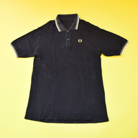 Polo Shirt Fred Perry Original Twin Tipped M12