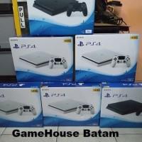 Flash Sale PS4 Slim CUH2106 Hen 1TB GB Garansi Resmi Sony Asia