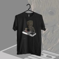 Unreleased Stuff - DON'T PUSH THE A BUTTON!  Kaos  Hype   Tshirt