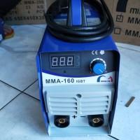 Harga mesin las inverter mma 160 trafo las inverter rendah listrik travo | Pembandingharga.com