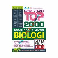 SUPER UPDATE TOP 2000 BEDAH SOAL & MATERI BIOLOGI