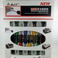 Obeng Set Lengkap Tools / Obeng Set Hp Tablet alat service hp