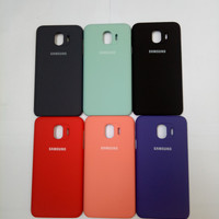 Back Cover Case Casing Samsung Galaxy J4 2018 Silicone SoftCase