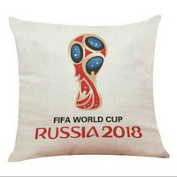 Bantal Piala Dunia 2018 Zabivaka World Cup