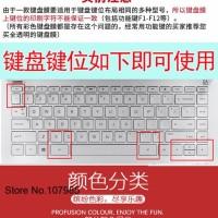 Keyboard Protector HP Spectre x360 13 (2017) : PREMIUM TPU Clear