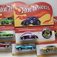 HOT WHEELS Volkswagen Beetle , barracuda , Mustang , Cougar , camaro