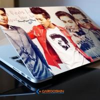 Garskin Notebook Lenovo 10 Inch G-Dragon Custom (Luar Saja)