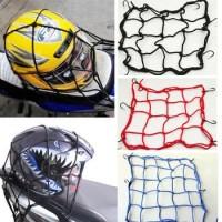 motor sepeda tali bagasi motor helmet