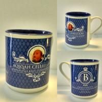 Cetak Mug Souvenir Two Tone Warna Dalam Harga yang Murah