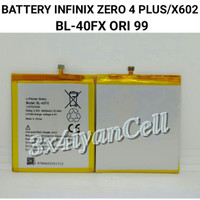 Baterai/Battery Infinix Zero 4 Plus - X602 / BL-40FX