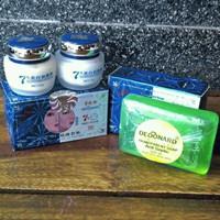 Jual Cream Pemutih Kulit Muka Krim Pencerah Wajah Alami Untuk Pria & Wanita Murah