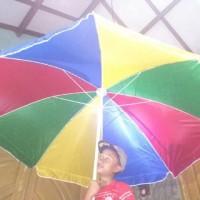 Payung Tenda Pelangi Ukuran 190cm Murah