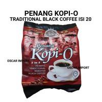 PENANG KOPI-O COFFEE TREE ISI 20 SACHET KOPI O KOPITIAM
