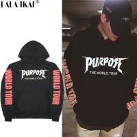 Harga jaket sweater zipper hodie purpose word | Hargalu.com