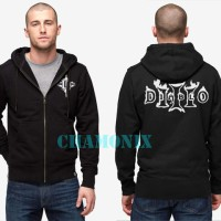 Harga jaket sweater zipper hoodie dlablo3   Pembandingharga.com