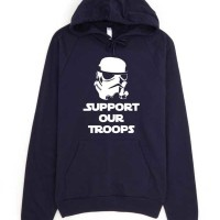 Harga jaket sweater zipper hoodie star wars | Hargalu.com