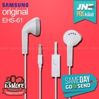 Headset Earphone Handsfree Samsung Galaxy Original / Ori