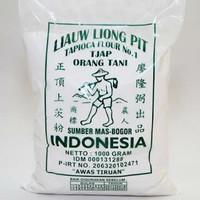 Tepung Sagu Tani 1 kg LIAUW LIONG PIT TAPIOCA FLOUR / TEPUNG TAPIOKA