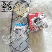 Timing Belt Set Tensioner Hyundai Accent Verna Avega Getz