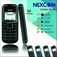 HP Nexcom Jambu Duos Dual SIM