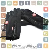Harga sarung tangan motor sepeda gunung anti slip size m black 60ytgz | antitipu.com