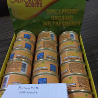 Best Seller...!!! Parfum mobil California Scents Melon Mango