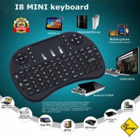 i8 Wireless Mini Keyboard 2.4GHz with TouchPad & Air Mouse Original