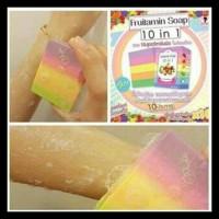 Harga fruitamin 10 in 1 soap by wink white original | antitipu.com