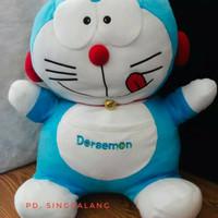 Jual Boneka Doraemon Walkman Ukuran Besar / Jumbo Berbahan Halus dan lembut Murah