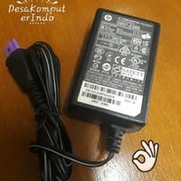 Adaptor/Charger printer hp 1515 original 22v-455ma Bonus Kabel Power