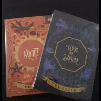 Novel Komet & Ceros Dan Batozar Tere Liye