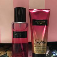SALE RAMADHAN!! Body mist+lotion Victoria Secret only 170k