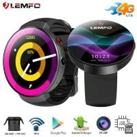 Lemfo Lem7 4G LTE Smartwatch Android 7.0 Amoled