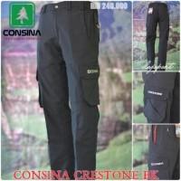 Best CONSINA CRESTONE CELANA PANJANG TACTICAL GUNUNG OUTDOOR PDL
