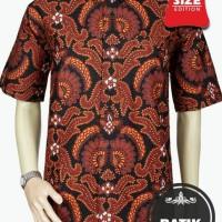 Big Sale !! -- Baju Kemeja Batik Ukuran Jumbo/Big Size/Besar Xxl Xxxl