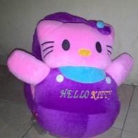 Sofa Odong Boneka Mickey Minnie Pooh Hello Kitty Keroppi Murah