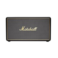MARSHALL STOCKWELL BLUETOOTH SPEAKER - BLACK WITH FLIP COVER NEW