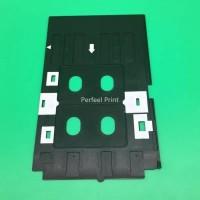 TRAY ID CARD PVC PRINTING FOR PRINTER EPSON T50 T60 L800 L805 TERBARU