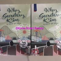 BUKU NOVEL Novel Why Secretary Kim - Jeong Gyeong Yun